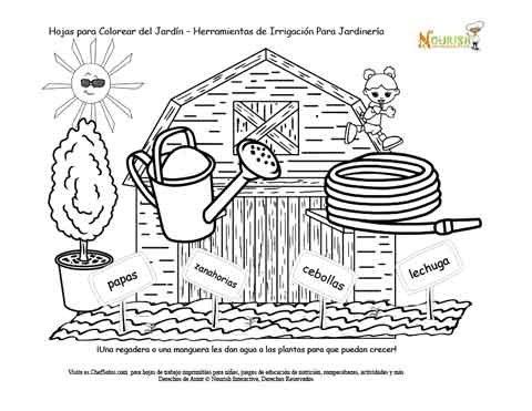 Chef solus historia del jard n p gina 2 herramientas de for Paginas de jardineria