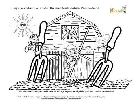 Chef solus historia del jard n p gina 3 herramientas de for Herramientas jardineria ninos